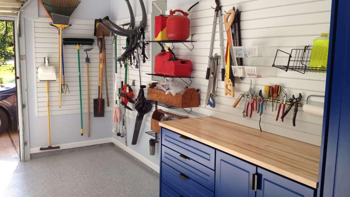 Garaż jako wielofunkcyjne pomieszczenie