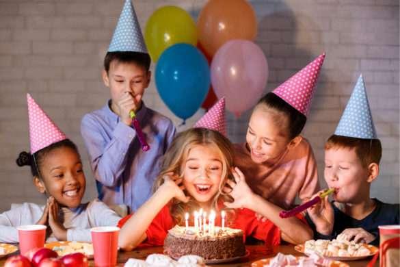 kids przyjęcie