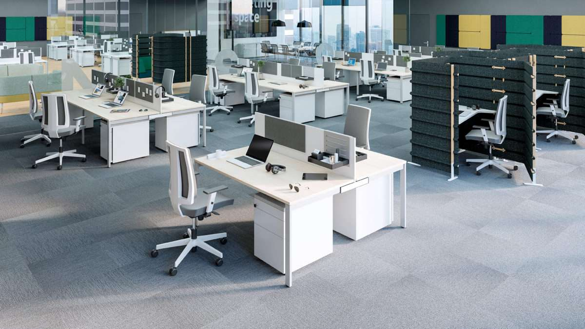 Jak wybrać meble metalowe do biura?