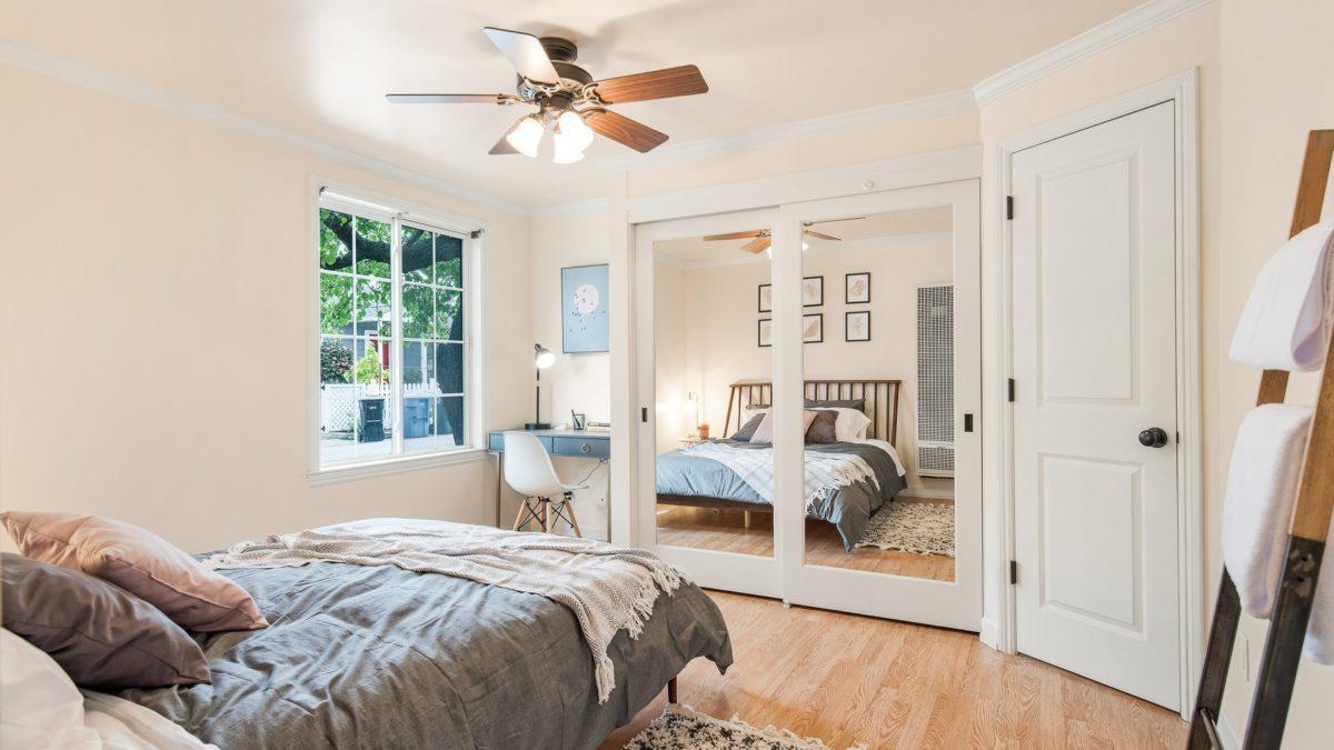 Jaki kolor szafy do sypialni wybrać, aby pasował do wielu aranżacji?