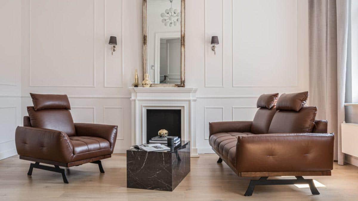 Modern classic w Twoim salonie – spotkanie klasyki z nowoczesnością