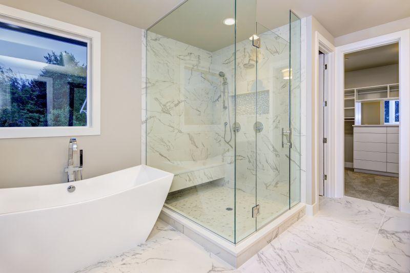 Jakie kabiny prysznicowe warto montować?