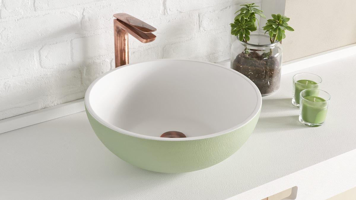 Jak wybrać dopasowaną umywalkę nablatową?