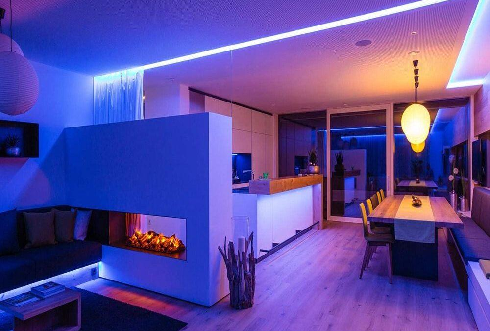 Jak stworzyć niebanalne oświetlenie w pomieszczeniu?