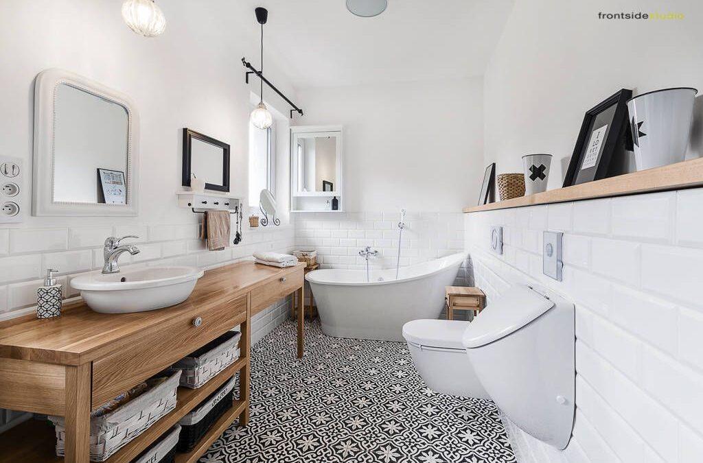 Łazienka w stylu skandynawskim – pomysły, zalety, porady i ciekawostki