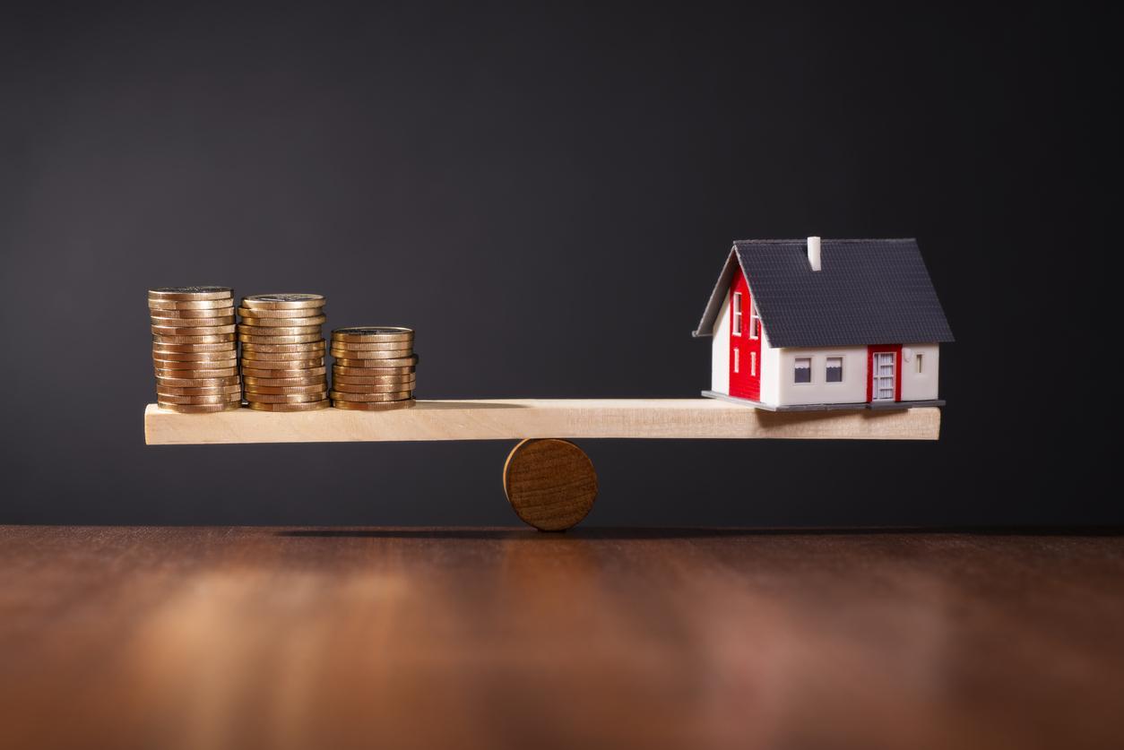 cena domu