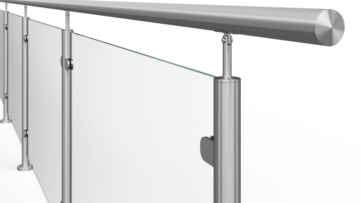 Balustrady szklane – wady i zalety