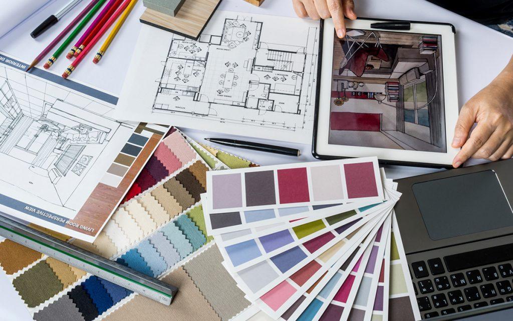 Na czym polega projektowanie wnętrz?
