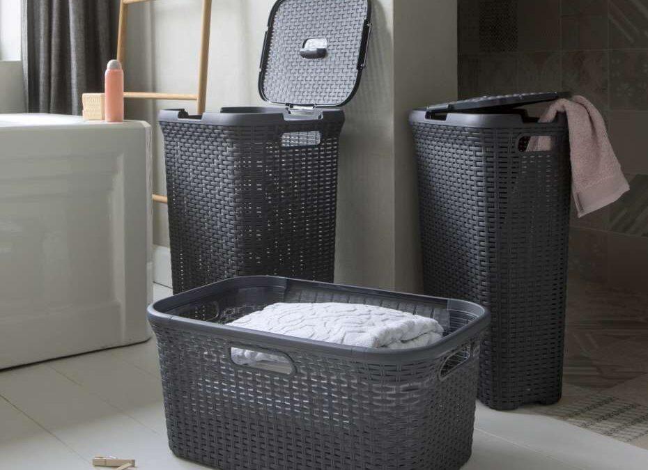 Kosz na pranie Curver – jaki produkt tej firmy warto wybrać?