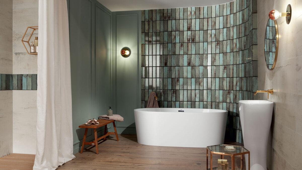 Łazienka w stylu mid-century modern – jak ją urządzić?