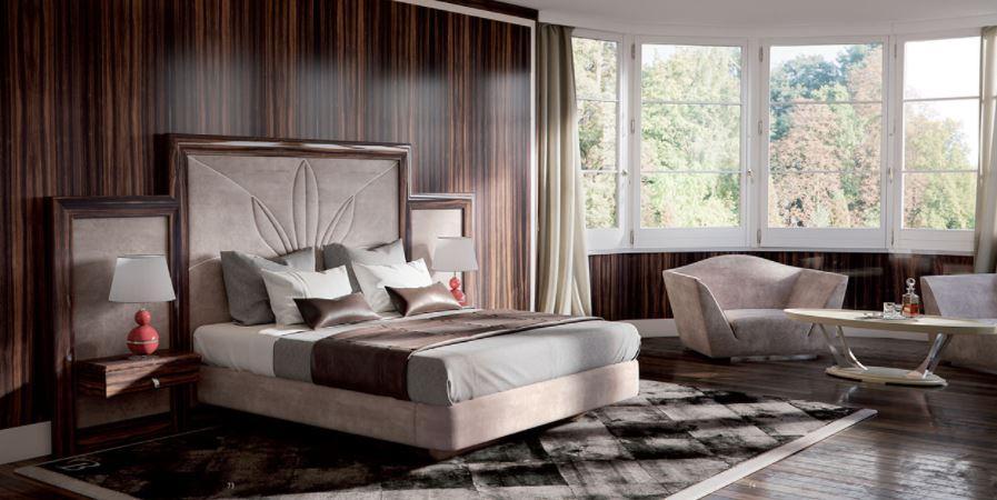 Włoskie łóżka do sypialni