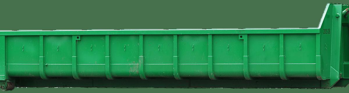 Ile kosztuje kontener na gruz i inne odpady budowlane?
