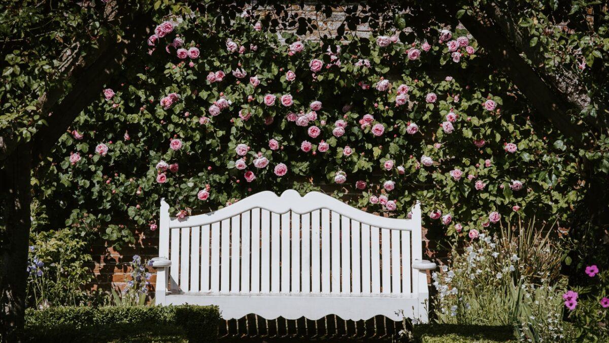 Jakie meble wybrać do ogrodu? Ciekawe ławki ogrodowe