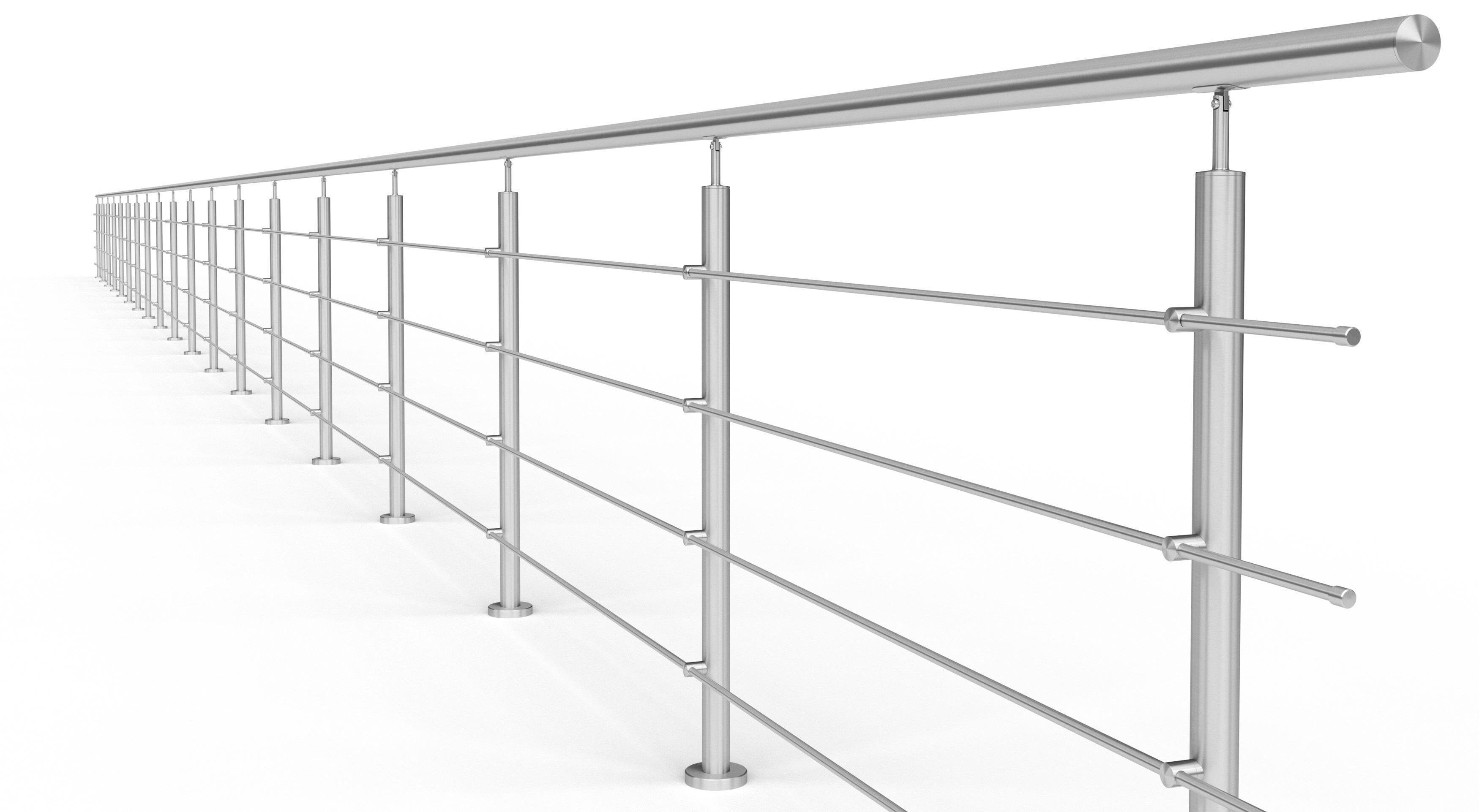 Balustrady aluminiowe